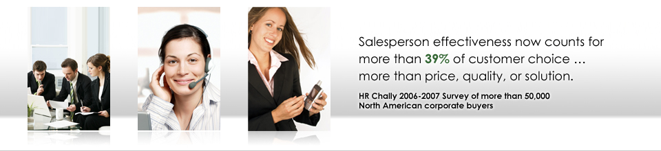 Salesperson Effectiveness