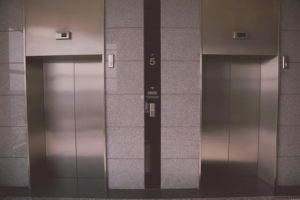 Elevator sales pitch