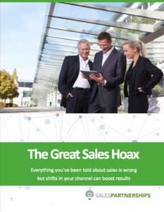 The Great Sales Hoax Whitepaper