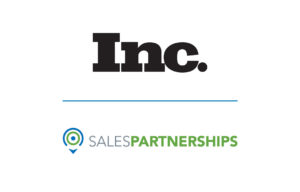 Inc. ranks Sales Partnerships
