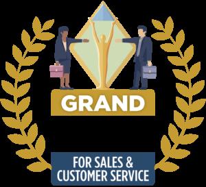 2020 Grand Stevie Award
